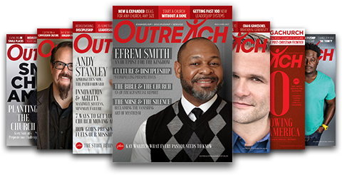 7 Power-packed Issues of Outreach a year