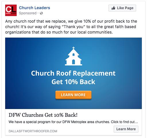 ChurchLeaders social