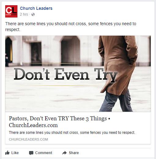 CL Pastors social