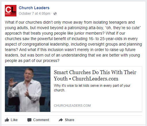 CL Youth Leaders social