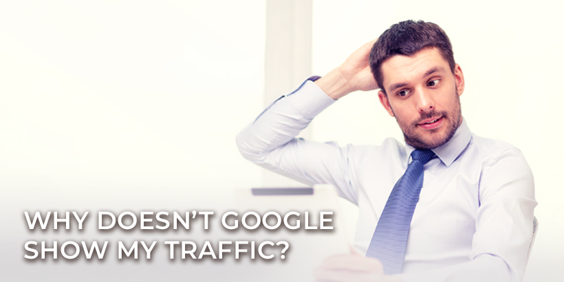 Why Doesn't Google Analytics Show My Traffic?