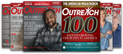 2018 Outreach Magazine Issues
