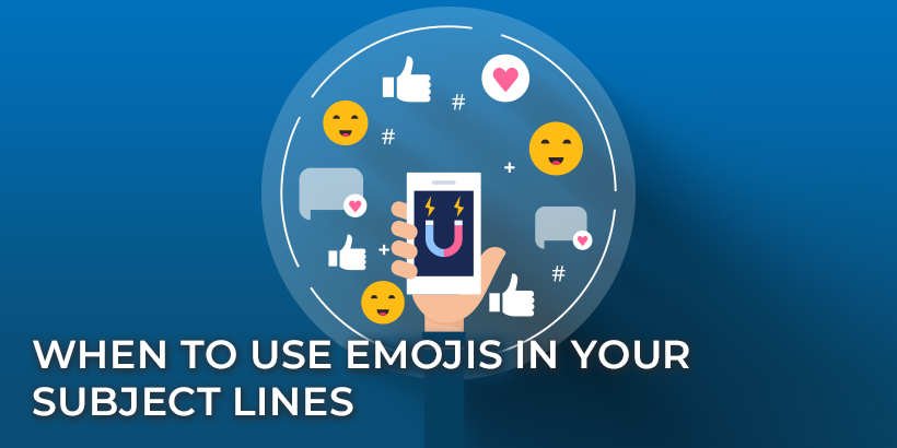 When to Use Emojis in Your Subject Lines