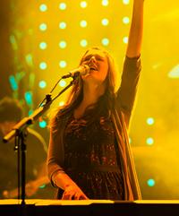 Rebecca, Worship Leader