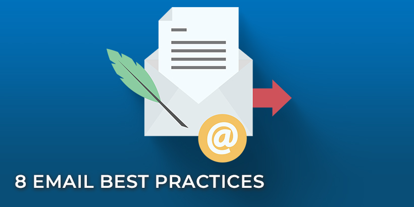 8 Email Best Practices