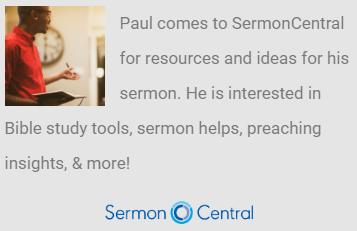 SermonCentral persona