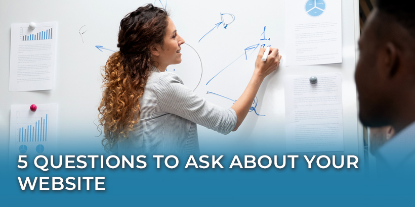 5 Questions to Ask About Your Website