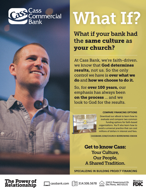Cass Commercial Bank Ad