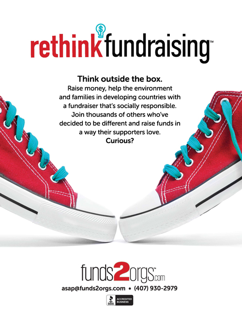 Funds2Orgs Ad